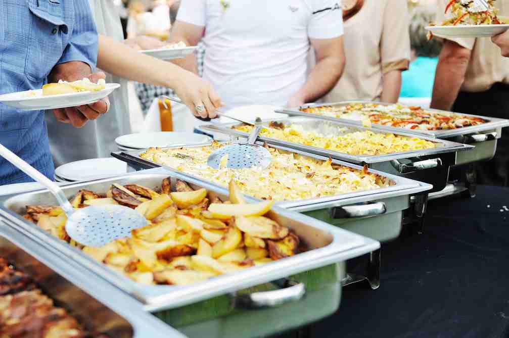 Catering – Business inside a small and enormous Level