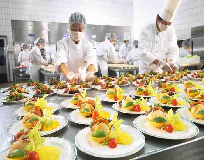Selecting an agreement Catering Service for the Business