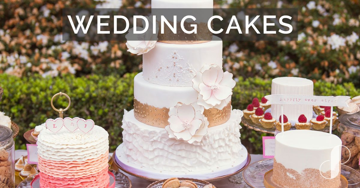Wedding Cakes – Worthwhile Options
