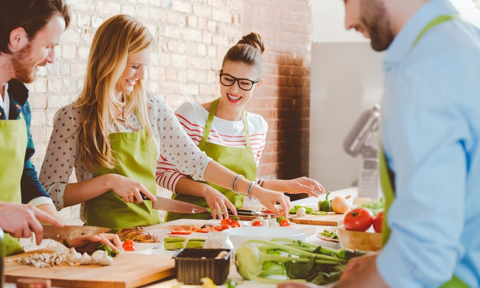 Expand Your Horizons with a Cooking Class