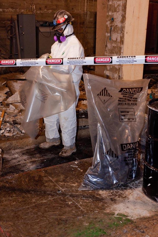 Asbestos Is Something To Take Very Seriously.