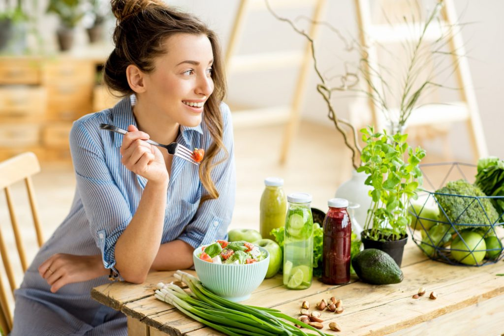 What Kinds of Food Can Vegans Consume?